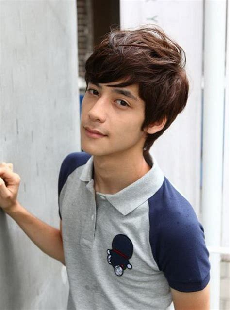 cool korean boy hairstyle  hairstyles