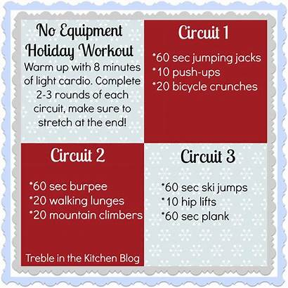Workout Equipment Holiday Needed Easy Christmas Text
