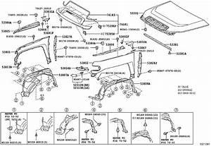 Toyota Fj Cruisergsj10l-gkaska - Body
