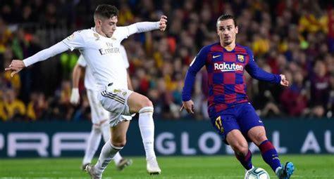 Barcelona vs. Real Madrid: fecha y horarios primer ...