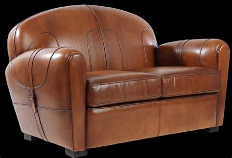 canapé 2 places fauteuil assorti fauteuil scotland en cuir de basane longfield 1880