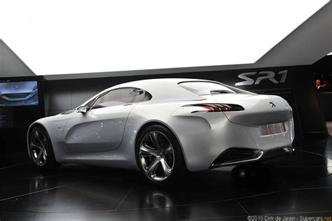 Peugeot Sr1 by 2009 Peugeot Sr1 Concept Gallery Gallery Supercars Net