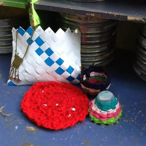 simple basket weaving  kids  yrs