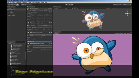 Flash-like 2d Vectors And Gui For Unity