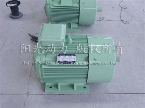 20kw brushless pm motor for vehicle with view dual stator product details from an