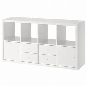 Regal Küche Ikea : kallax regal mit 4 eins tzen hochglanz wei ikea ~ A.2002-acura-tl-radio.info Haus und Dekorationen