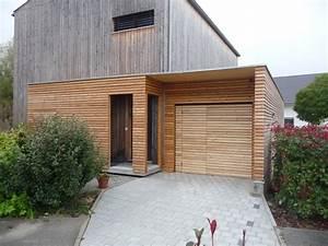 Garage Ossature Bois : arkobois arkobois d finit avec vous votre projet carport ~ Melissatoandfro.com Idées de Décoration