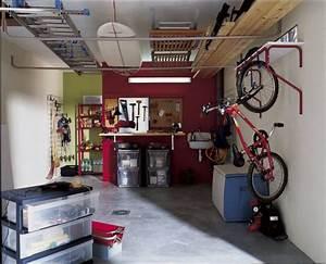 Idée Rangement Garage : idee de rangement garage good idee de rangement garage ~ Melissatoandfro.com Idées de Décoration