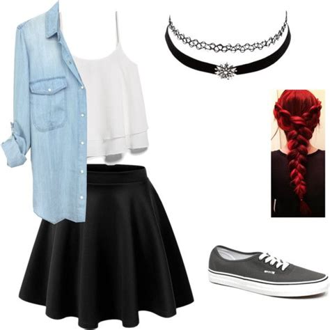 Cute Edgy Outfits For School | www.pixshark.com - Images Galleries With A Bite!