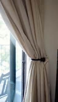 Magnetic Tiebacks For Curtains by New Curtain Tie Backs Moky And Marisa