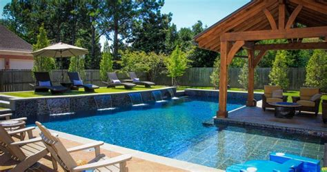 Backyard Small Pool by Want To Use Your Yard For Quot Outdoor Living Quot This Summer