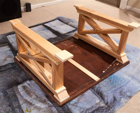 how to build a coffee table repurposed mirror coffee table in my own style