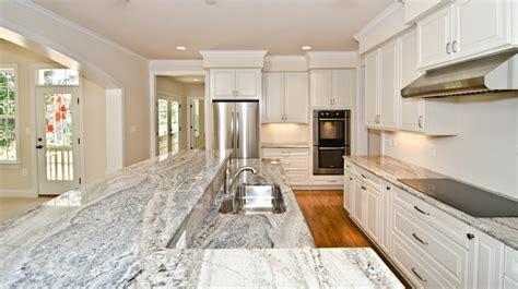 Kohler kitchens, monte cristo granite river white granite