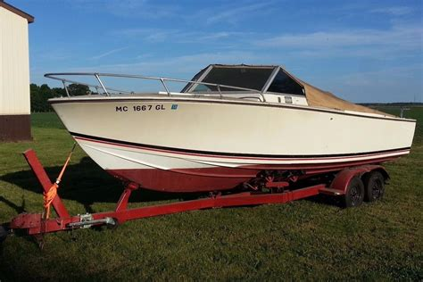 Formula Boats Thunderbird by Thunderbird Formula 233 1969 For Sale For 1 500 Boats