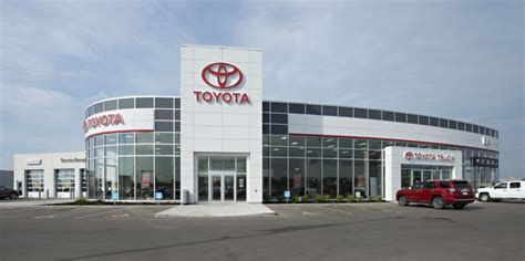 new toyota dealership toyota customers to enjoy improved service and comfort in