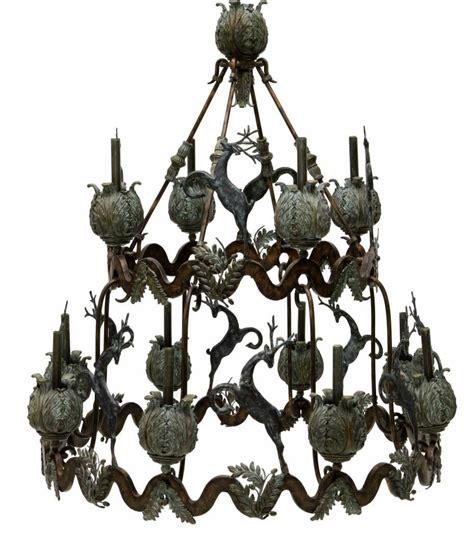 Maitland Smith Ls Lighting Fixtures Chandeliers by Monumental Maitland Smith Attrib Chandelier June Mid