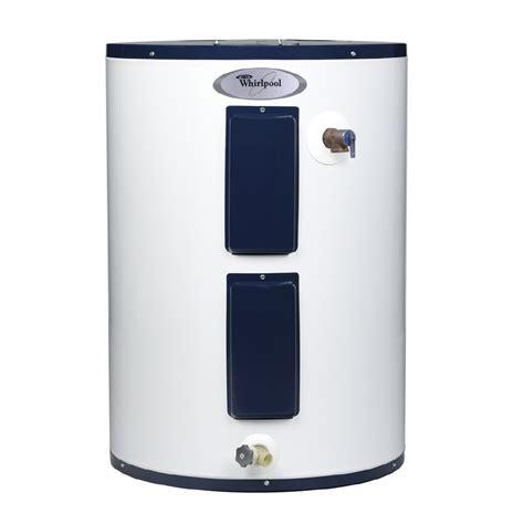 shop whirlpool 28 gallon 6 year lowboy electric water