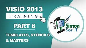 Visio 2013 For Beginners - Part 6