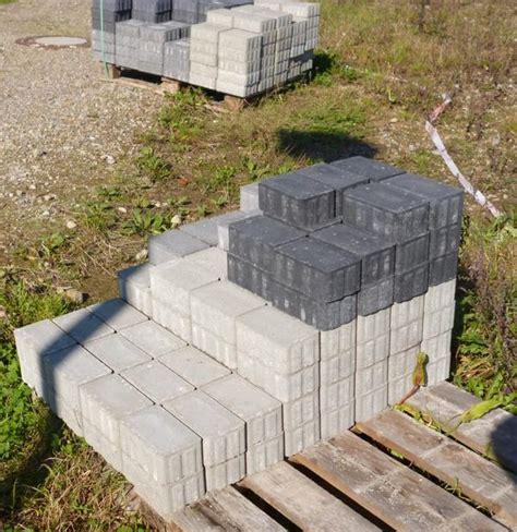 Neue Pflastersteine Holpp » Sonstiges Material Für Den Hausbau