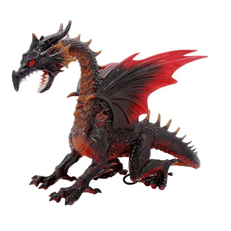 home accents holiday   animated dragon  fogging  led eyes    home depot