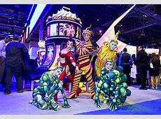 Cirque du Soleil… Slot Machines? [UPDATED]