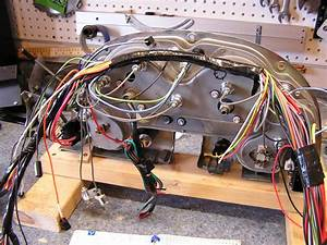 Dash Wiring Harness 65 - Corvetteforum
