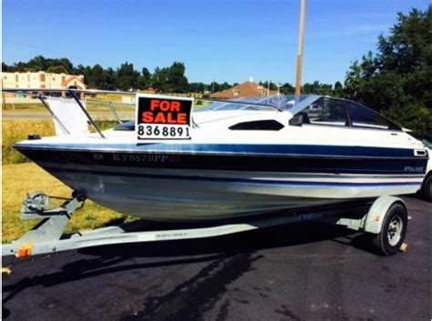 19 Ft Boat by Bayliner 19 Ft Cuddy Cabin Boats For Sale