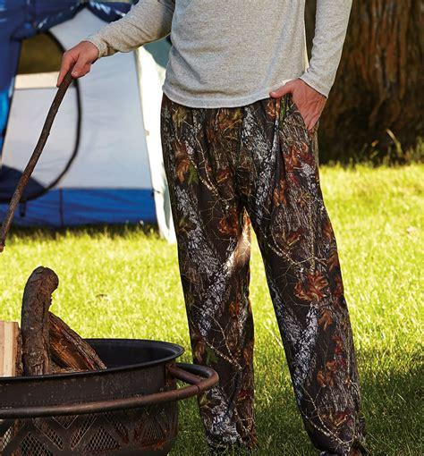 camo apparel mens mossy oak break  camo lounge pants