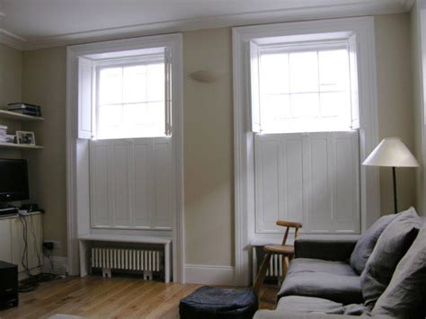 traditional solid shutters  window shutter company