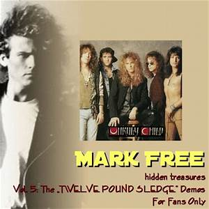 MARK FREE - Hidden Treasures Vol.5 'For Fans Only ...