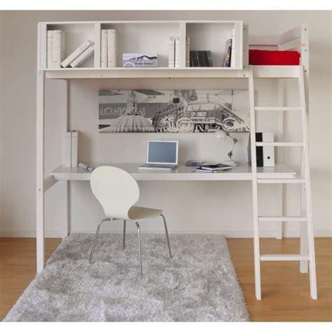 lit mezzanine avec bureau pas cher lit mezzanine adulte achat vente lit mezzanine adulte