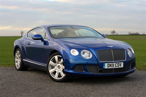 bentley continental gt coupe 2003 2011 photos parkers