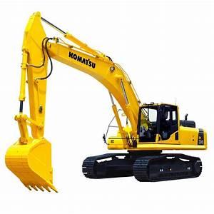 Komatsu Hydraulic Excavator Pc300 Factory Service  U0026 Shop