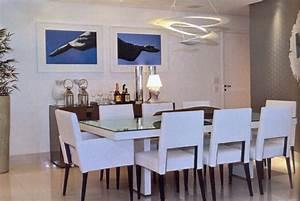 Weiße Stühle Esszimmer : hinrei ende esstischlampen individualisieren den raum ~ Sanjose-hotels-ca.com Haus und Dekorationen