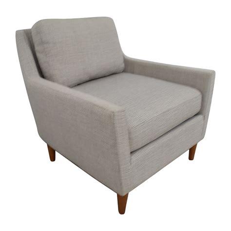 West Elm Everett Chair by 66 West Elm West Elm Grey Everett Sofa Chair Chairs