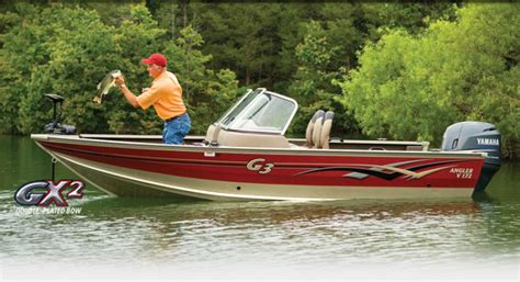 G3 Boat Values by Research 2008 G3 Boats Angler V172f On Iboats