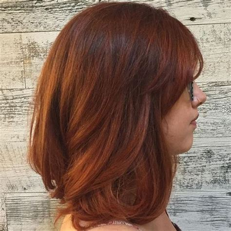 auburn color hair 60 auburn hair colors to emphasize your individuality