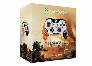 Titanfall gains limited edition Xbox One controller ...
