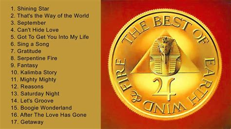 Best Of Earth Wind And by The Best Of Earth Wind