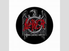 Slayer Black Eagle Round Slayer Patch