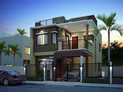 modern house exterior painting home design ideas youtube