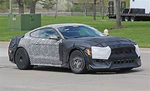 2019 Ford Mustang Shelby GT500 Photos Leaked? - MustangForums