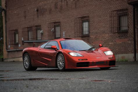 Incredible Mclaren F1 Lm-spec Heading To Rm Sotheby's