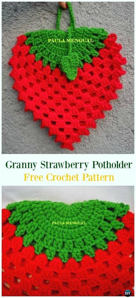 crochet pot holder hotpad  patterns