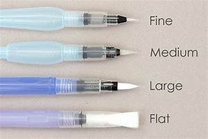 The Best Water Brushes