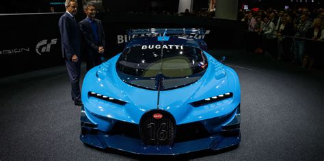 Top Five Supercars Of The 2015 Frankfurt Motor Show
