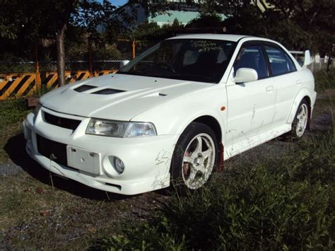Mitsubishi Lancer Evolution Gsr For Sale by Mitsubishi Lancer Evolution Gsr Evolution 6 1999 Used