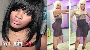Skrawberry Details Her Fight With Teyana Taylor - YouTube