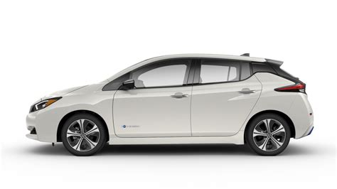 Nissan Car : 2018 Nissan Leaf Electric Car
