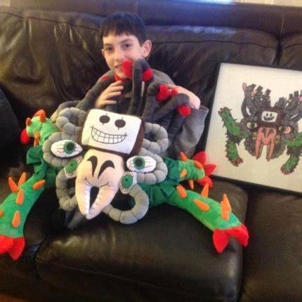 custom video game plushies